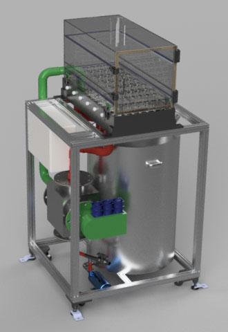 廃水減容化装置
