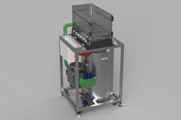 廃水減容化装置 リキッドレデューサー