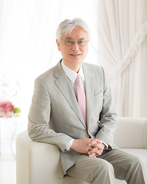 代表取締役社長 松浦一雄